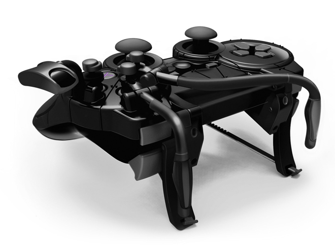 The Avenger, la manette ultime arrive sur PlayStation 3 !