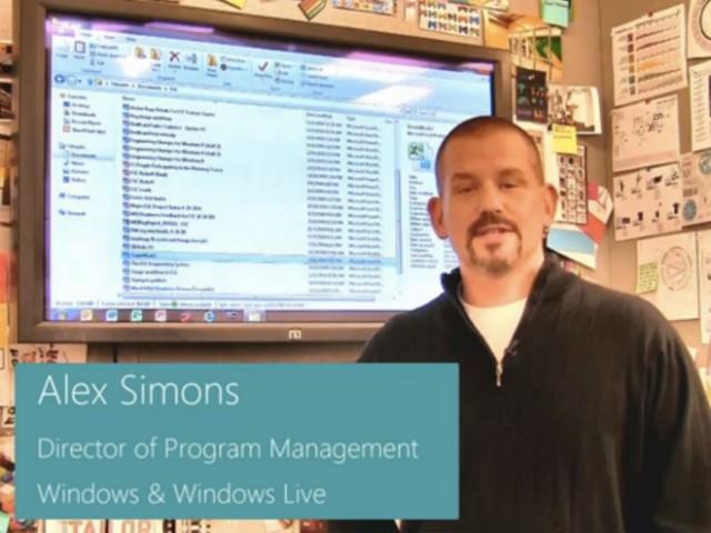 Windows 8 : Windows Explorer en vidéo