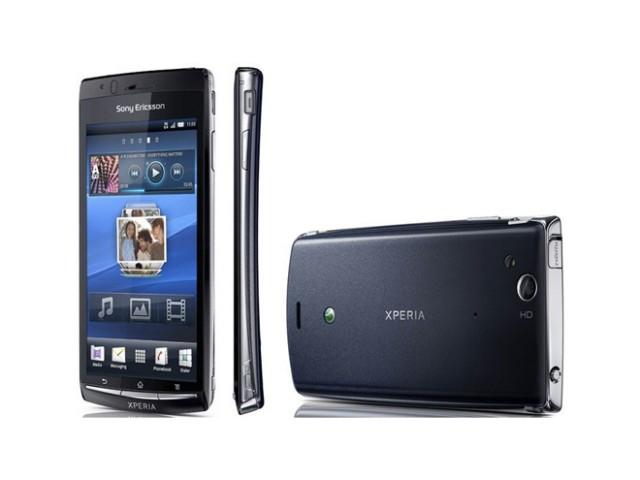 Sony Ericsson Xperia Arc S : arrivée en octobre 2011 !