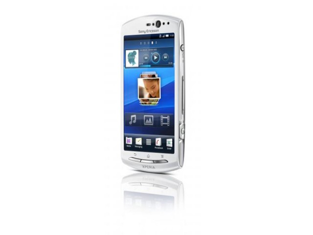 Sony Ericsson adopte Gingerbread et annonce le Xperia Neo V