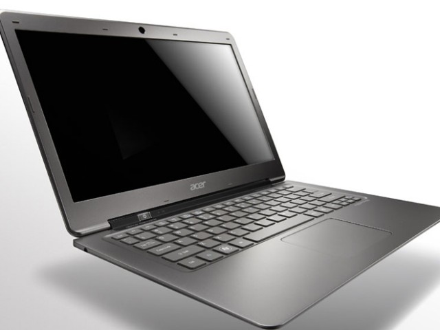 Acer Aspire S3, encore un MacBook Air Like