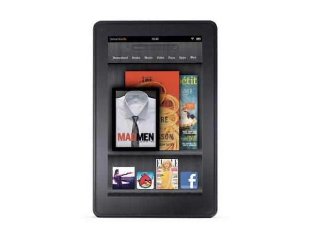 Amazon Kindle Fire : une tablette tactile de 7 pouces pour 199 $
