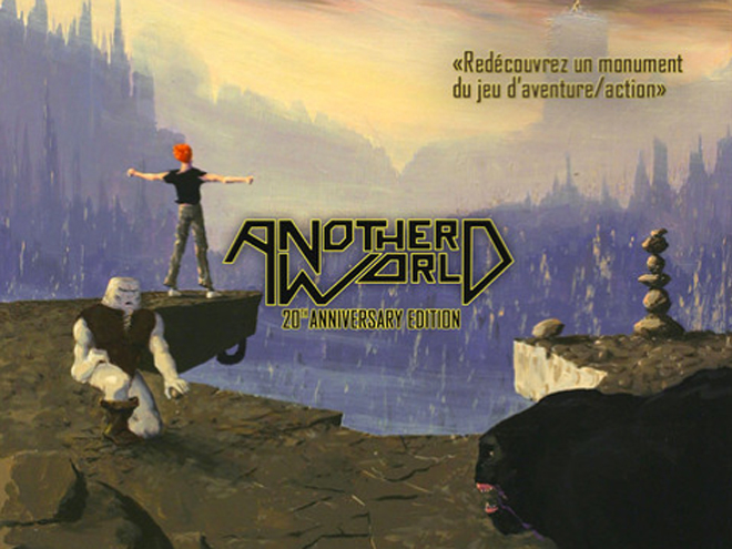Another World maintenant sur iPhone et iPad