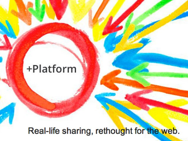 L'API de Google+ est disponible !