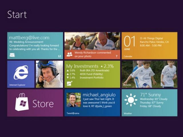 Des applications Windows Phone 7 sur Windows 8 ?