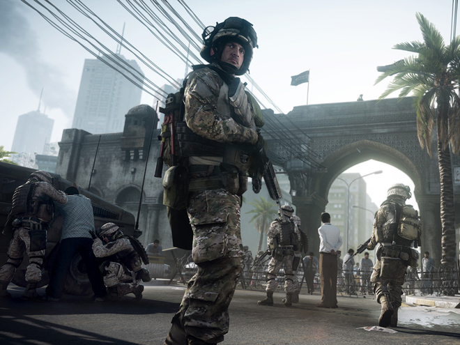 Jouer à la version bêta de Battlefield 3, c'est possible !