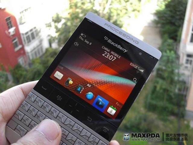Voilà à quoi pourrait ressembler le BlackBerry Bold 9980