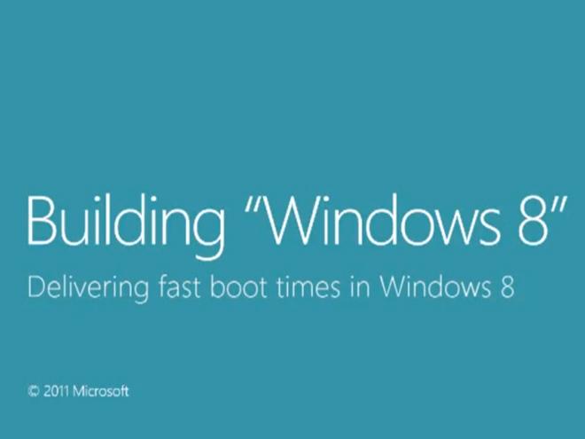 Windows 8 : un boot ultra rapide ! (vidéo)