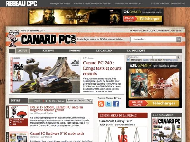 Canard PC va lancer un magazine console gratuit !