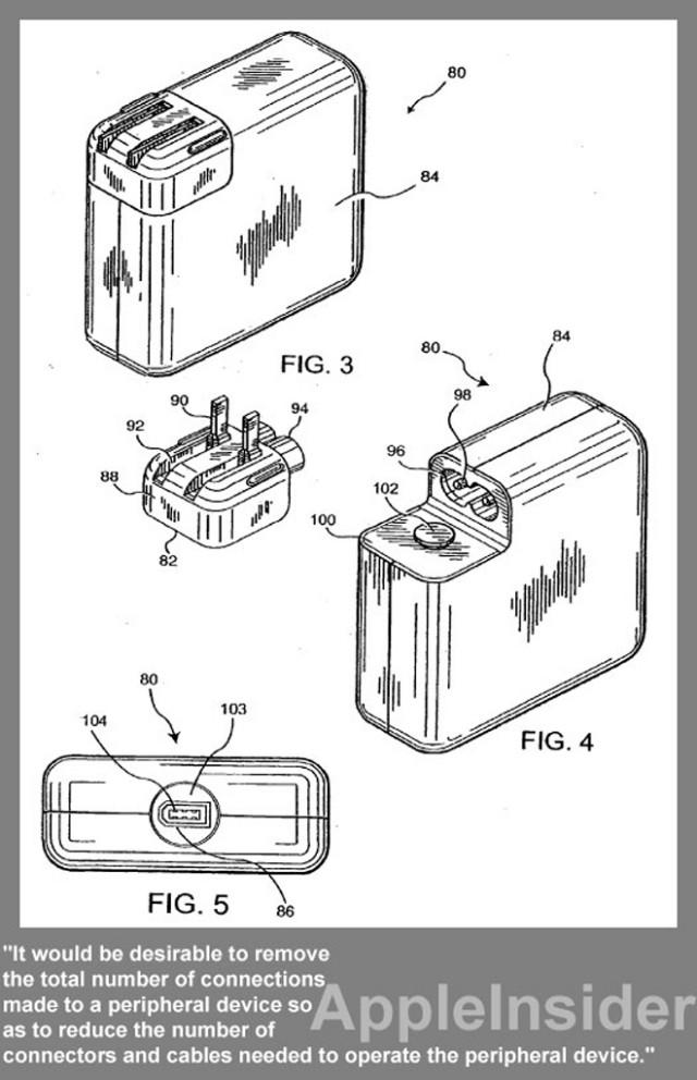 Bientôt un chargeur unique chez Apple ?