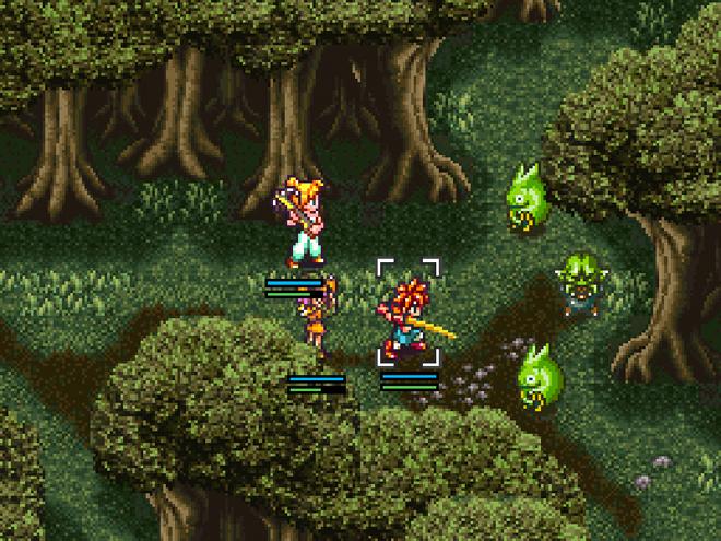 Chrono Trigger et Final Fantasy bientôt sur Android !