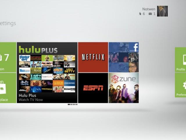 Xbox 360 : le nouveau Dashboard pour le 15 novembre ?