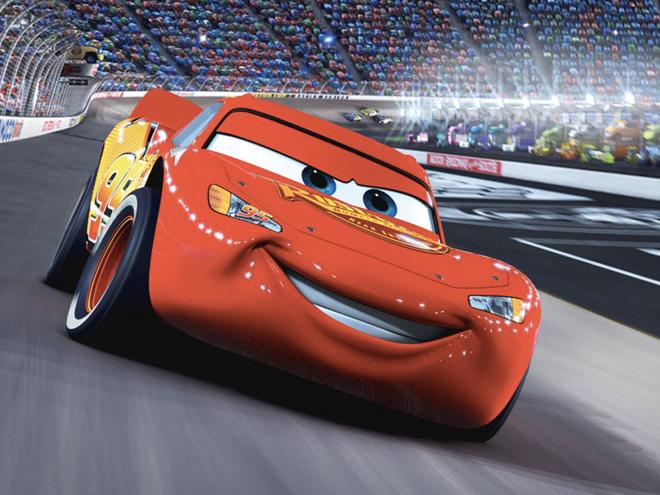 Disney AppMATes, ton iPad comme circuit pour Cars