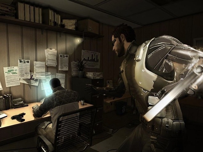 The Missing Link, un DLC pour Deus Ex en octobre !