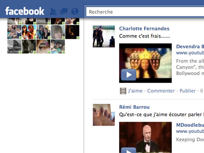 Facebook : bientôt des changements cosmétiques mais pas que...