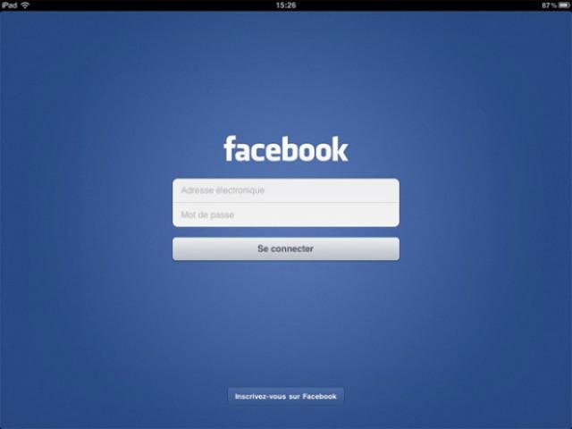 Facebook : une grosse mise à jour pour l'iPhone