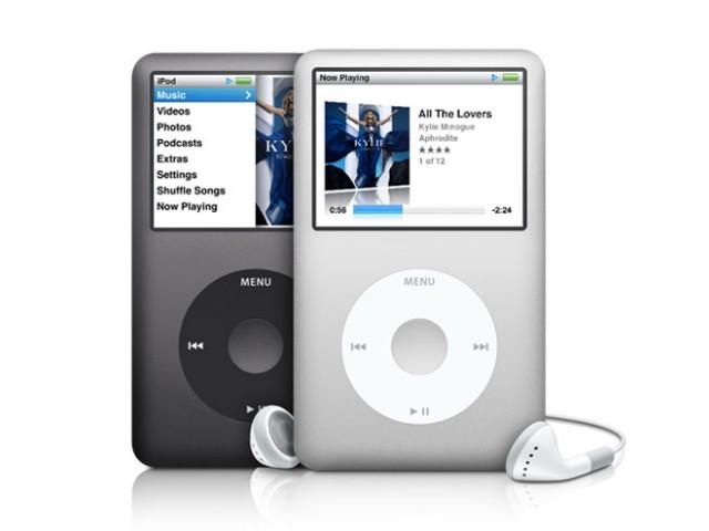 Apple ferme sa section dédiée aux jeux sur iPods à molette