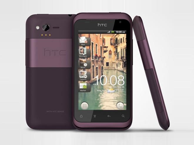 HTC dévoilé le HTC Rhyme