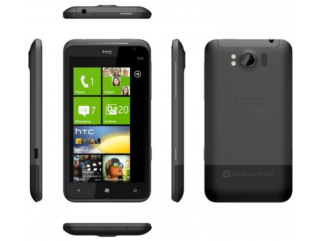 HTC Titan : un Windows Phone 7 avec écran de 4.7 pouces