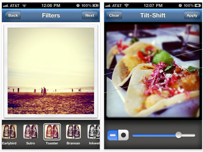 Instagram arrive sur Android