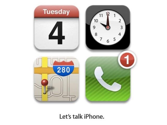 iPhone 5 : présentation le 4 octobre... enfin normalement