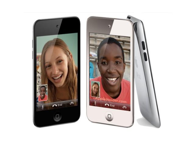Bientôt un iPod Touch blanc ?
