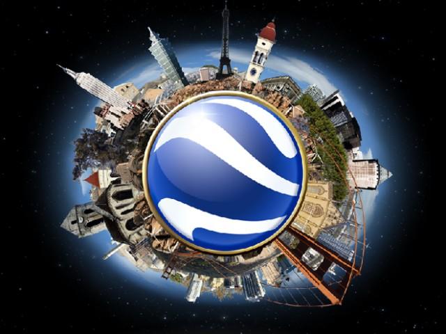 50.000 euros à gagner sur Google Earth !