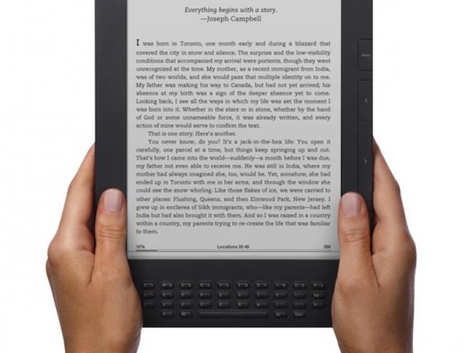 Kindle 4 : arrivée en France le 8 octobre ?