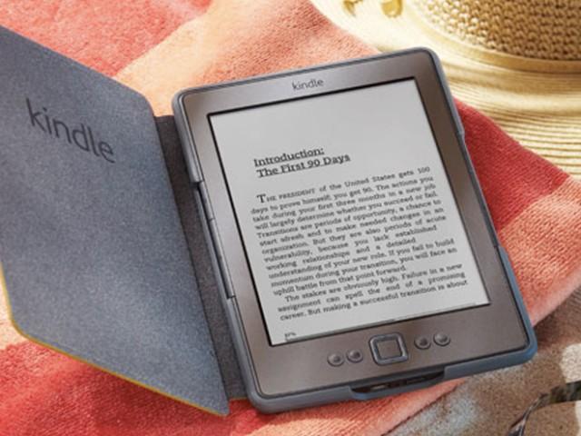 Amazon : un Kindle à 79 $