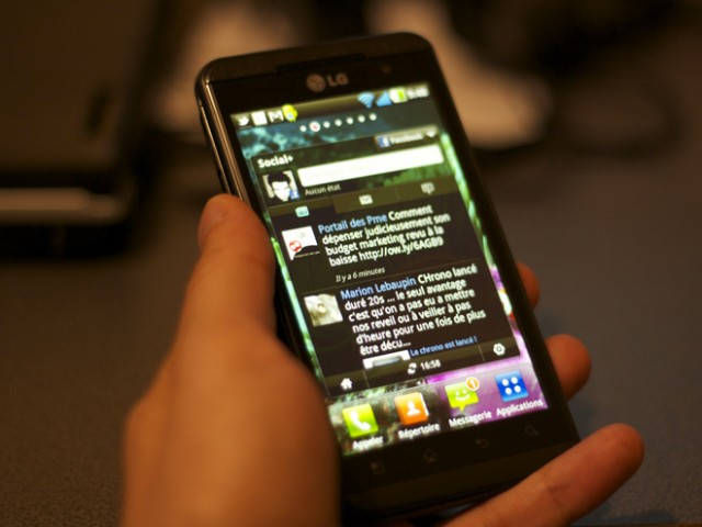 Test : LG Optimus 3D