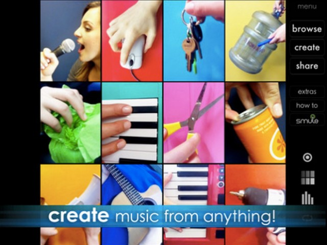 MadPad, une chouette application musicale pour iOS