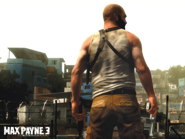 Trailer : Max Payne 3