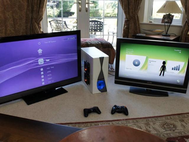 Une PlayStation 3 ? Une Xbox 360 ? Pourquoi pas les deux ?