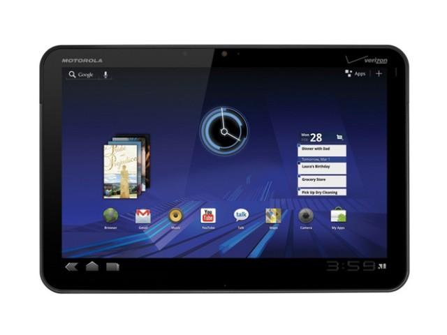 399 euros pour la Motorola Xoom 32 Go !