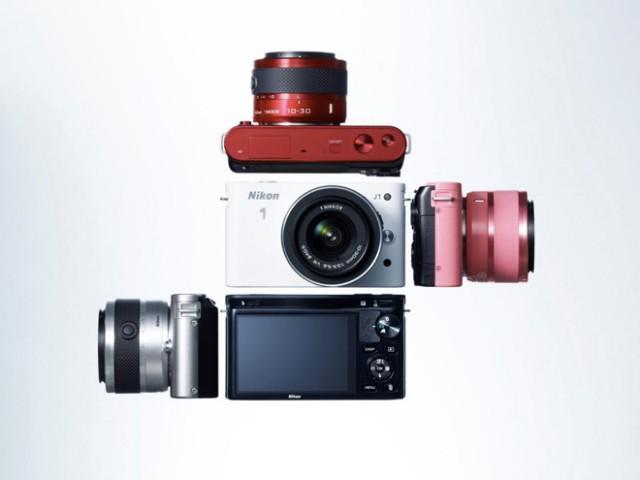 Nikon J1 et V1, les deux hybrides de Nikon !