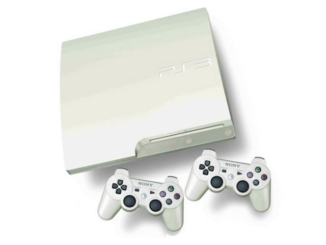 Une PlayStation 3 blanche en Europe pour novembre 2011