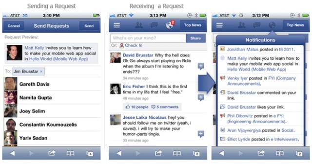 Facebook : application iPad et Project Spartan pour la semaine prochaine ?