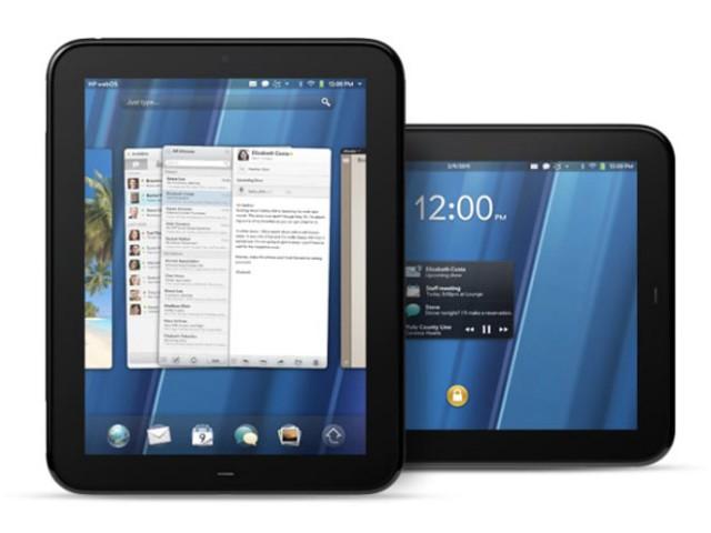 HP va rembourser les premiers acheteurs de la TouchPad
