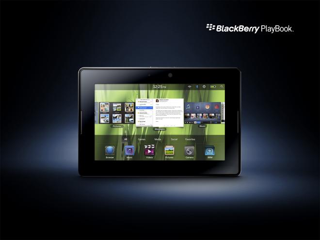 La PlayBook ne pourra pas profiter de toutes les fonctions d'Android