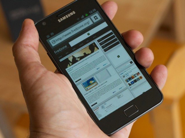 Le Samsung Galaxy S 2 blanc arrive en France !