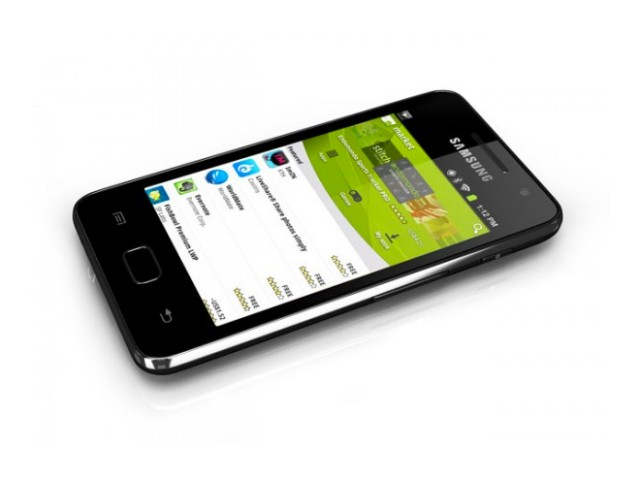 Samsung Galaxy S WiFi 3.6 : un baladeur sous Google Android 2.3