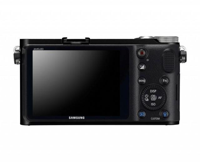 Samsung NX200, un hybride avec capteur de 20 MP