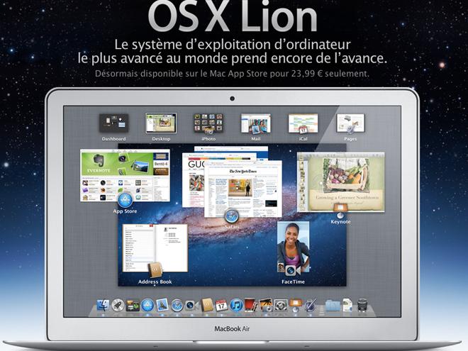 Nouvelle faille de sécurité pour Mac OS Lion !