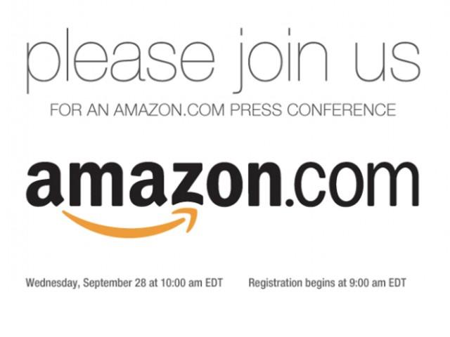 Une tablette Amazon pour le 28 septembre ?