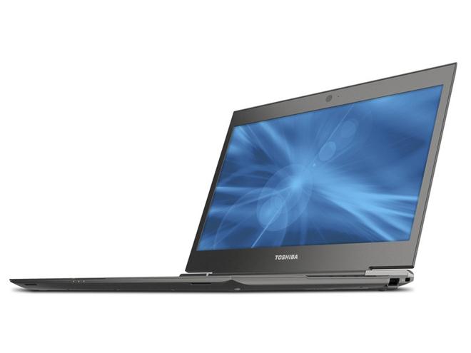 Toshiba Portege Z830, le MacBook Air de Toshiba