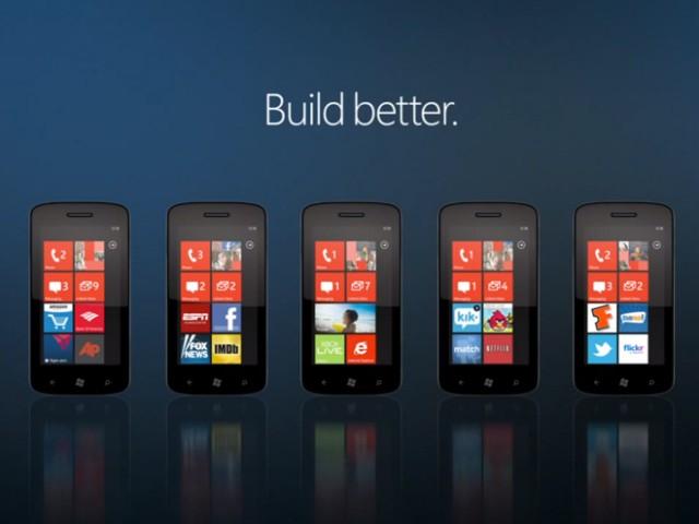 Encore une vidéo de Windows Phone 7 Mango
