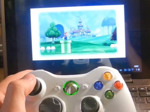 Jouer aux jeux de la Wii sur une tablette Android, c'est possible !