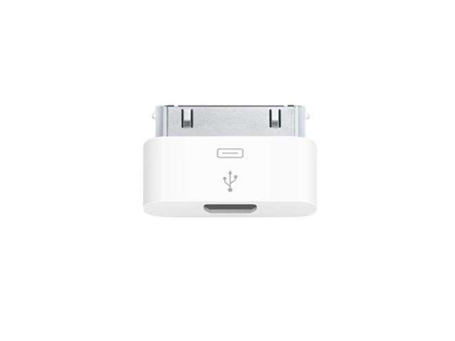 Un port micro USB pour l'iPhone 4S