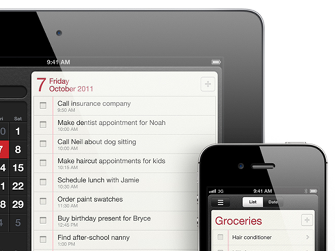 iOS 5 : comment créer des alertes associées à des lieux