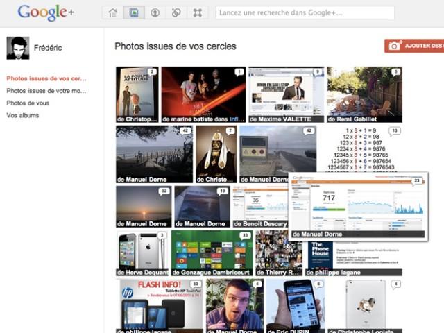 Google+ : une API pour la recherche, les +1 et les commentaires